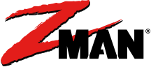 Z-Man Fishing Products Logo